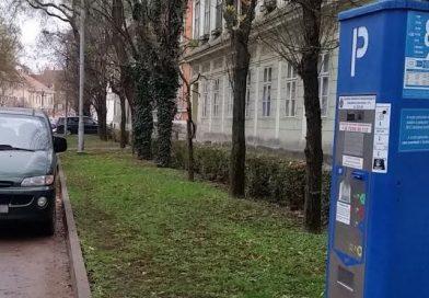 parkolási díj